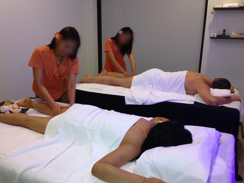 Hvad er Thaimassage?